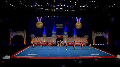 Extreme Cheer - X5 [2021 L5 Senior - D2 - Small Day 2] 2021 UCA International All Star Championship