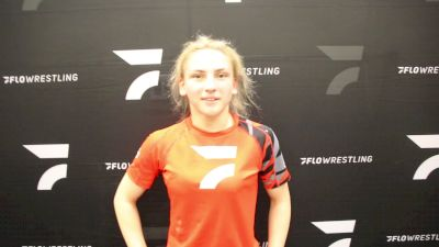 Mia Palumbo Is Ready For Junior Trials