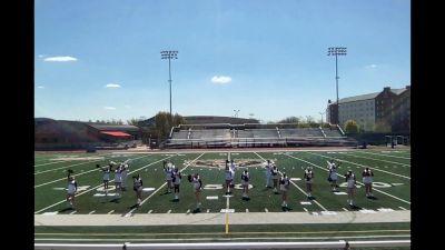 Kutztown University [Virtual Open Coed Game Day - Cheer Finals] 2021 UCA & UDA College Cheerleading & Dance Team National Championship