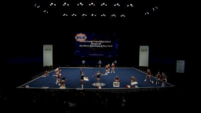 Perry County Central High School [2021 Small Varsity Division II Semis] 2021 UCA National High School Cheerleading Championship