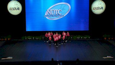 Christ Our King Stella Maris [2021 Junior High - Hip Hop Finals] 2021 UDA National Dance Team Championship