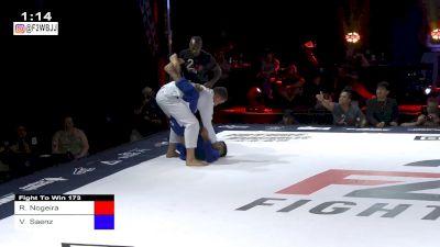 Richar Nogueira Earns A Buzzer-Beater Triangle Over Vinny Saenz