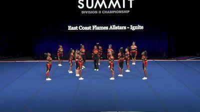 East Coast Flames Allstars - Ignite [2021 L2 Senior - Small Wild Card] 2021 The D2 Summit