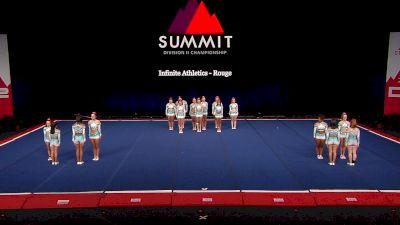 Infinite Athletics - Rouge [2021 L4.2 Senior - Small Finals] 2021 The D2 Summit