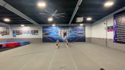 ICE Pittsburgh [L1 Tiny - Novice - Restrictions] 2021 Varsity Virtual Competition Series - Prep & Novice I