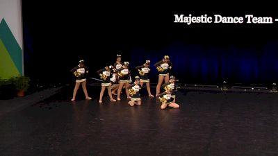 Majestic Dance Team - Majestic Youth Pom [2021 Youth Pom - Small Semis] 2021 The Dance Summit
