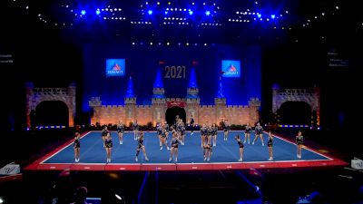 Cheer Athletics - Austin - ObsidianCats [2021 L4 Senior Coed - Medium Wild Card] 2021 The Summit