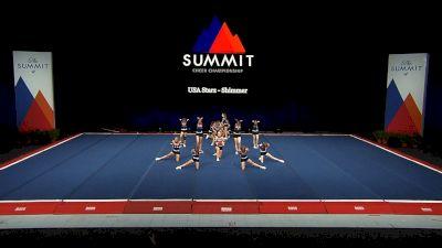USA Starz - Shimmer [2021 L1 Junior - Small Wild Card] 2021 The Summit