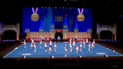 Temple University [2021 All Girl Division IA Finals] 2021 UCA & UDA College Cheerleading & Dance Team National Championship