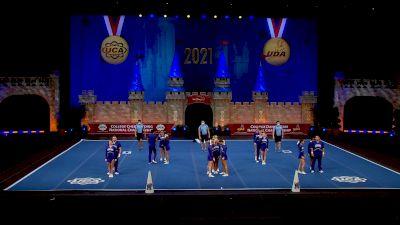 University of Memphis [2021 Small Coed Division IA Semis] 2021 UCA & UDA College Cheerleading & Dance Team National Championship