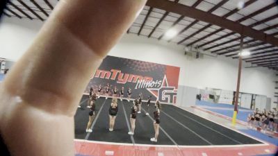 GymTyme Illinois - Snap [L4 Junior - Small] 2021 Coastal at the Capitol Virtual National Championship