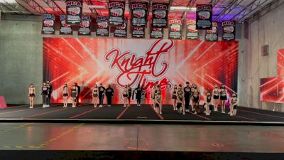 Knight Time Cheer - Hypnotize [L6 International Open Coed - NT] 2021 PacWest Virtual Championship