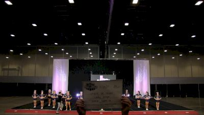 Spirit of Texas - Lady Reign [L6 Senior Open] 2021 NCA All-Star Virtual National Championship