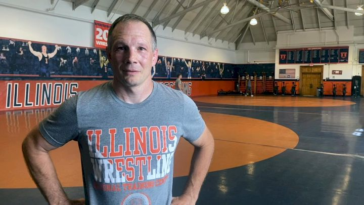 Jeremy Hunter Feels Right At Home As An Illinois Assistant