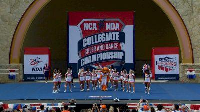 Sam Houston State University [2021 Advanced All-Girl Division I Finals] 2021 NCA & NDA Collegiate Cheer & Dance Championship