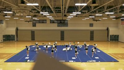 Millard West High School [Virtual Varsity Non Building Game Day Finals] 2021 UCA National High School Cheerleading Championship
