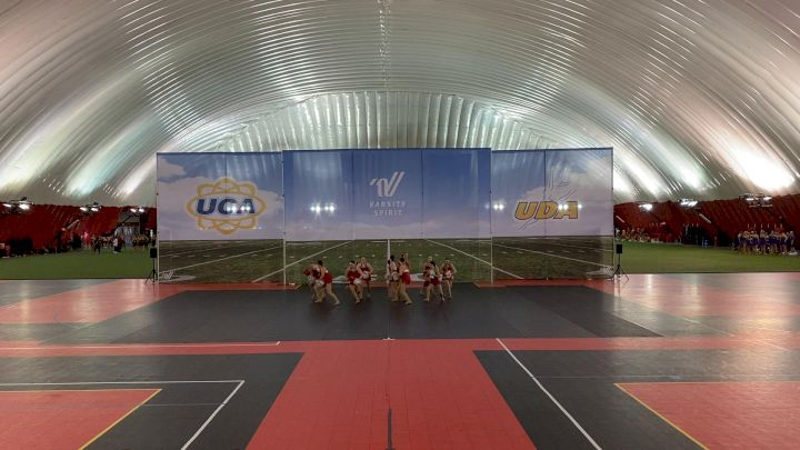 University of South Dakota [Division IA] 2021 UDA College Camps: Home Routines