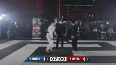 Andressa Cintra vs Nathalie Ribeiro | Quarterfinal | 3CG Kumite VII