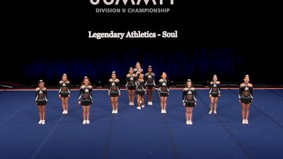 Legendary Athletics - Soul [2021 L2 Junior - Small Semis] 2021 The D2 Summit