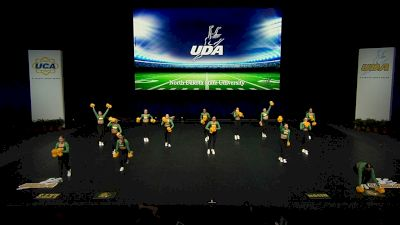 North Dakota State University [2021 Dance Division I Game Day Finals] 2021 UCA & UDA College Cheerleading & Dance Team National Championship