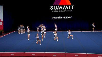 Texas Elite - RECON [2021 L3 Junior - Small Finals] 2021 The D2 Summit