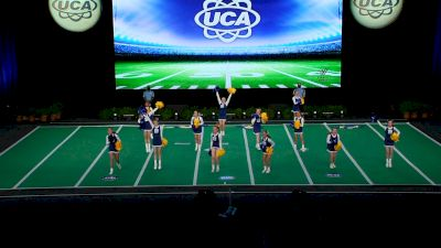 Boyd-Buchanan Middle School [2021 Small Junior High Game Day Finals] 2021 UCA National High School Cheerleading Championship