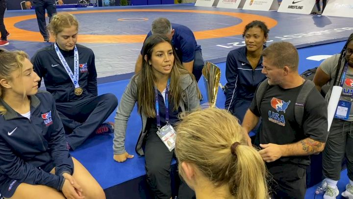 Jessica Medina: 'This Was A Huge Team Effort And We Made