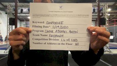 Cheer Athletics - Austin - Kryptonite [L6 International Open Coed - NT] Varsity All Star Virtual Competition Series: Event IV