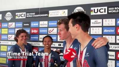 Team USA: A Unique Opportunity To Work Together
