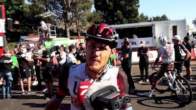 Matteo Trentin: 'It Was Carnage' Stage 20 - 2021 Vuelta A España