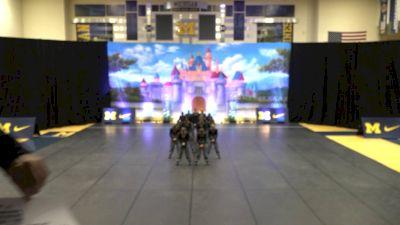 University of Michigan [Division 1A Hip Hop Virtual Semi Finals] 2021 UCA & UDA College Cheerleading & Dance Team National Championship