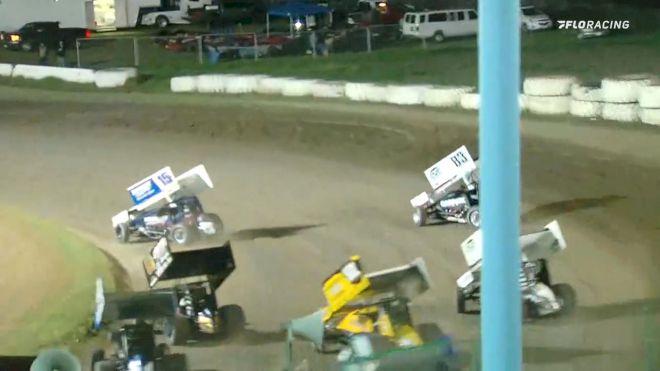 Highlights: 360 Sprints At Ocean Speedway