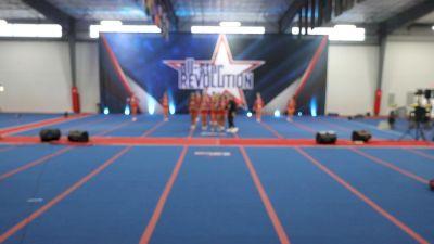 All-Star Revolution - Justice [L5 Senior Coed - Small] 2021 NCA All-Star Virtual National Championship