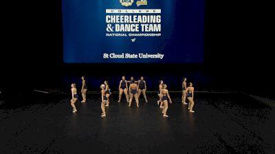 St Cloud State University [2021 Open Jazz Finals] 2021 UCA & UDA College Cheerleading & Dance Team National Championship