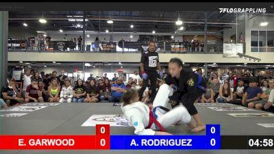 E Garwood vs A Rodriguez EUG Promotions 2