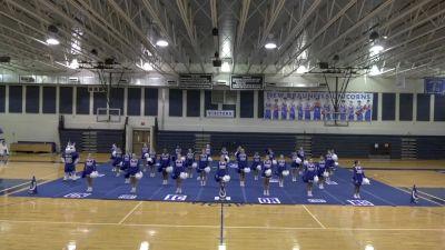 New Braunfels High School [Game Day Varsity] 2020 UCA Southwest Virtual Regional