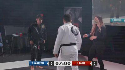 Thiago Macedo vs Johnny Tama 3CG 5