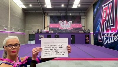 RLS Elite Cheer & Dance - VISION [L1 - U17] 2021 Virtual JAMfest Europe
