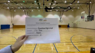 Grandview High School [Junior Varsity - Pom] 2021 UDA West Spring Virtual Dance Challenge