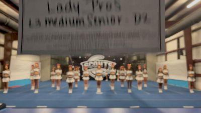 Pro Scouts - Lady Pros [L3 Senior - D2 - Medium] 2021 NCA All-Star Virtual National Championship