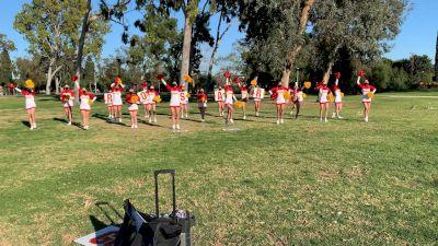 Rosary Academy [High School - High School Situational Sideline/Crowdleading Cheer] 2021 USA Virtual Spirit Regional #3