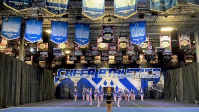 Cheer Athletics - Plano - Thundercats [L4 Junior - Medium - B] 2021 NCA All-Star Virtual National Championship