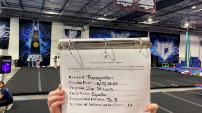 ICE - Equator [All Star L3 Junior - Small] 2020 America's Best Virtual National Championship