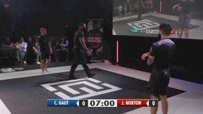 Curry Gaut vs Luis Garcia 3CG 5