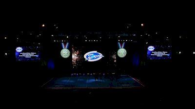 Zone Cheer All-Stars - Platinum [2021 L4 Junior - D2 - Small Day 1] 2021 UCA International All Star Championship