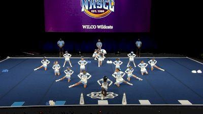 WILCO Wildcats [2021 Trad Rec Aff 10Y Finals] 2021 UCA National High School Cheerleading Championship