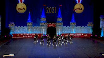 St Brendan High School [2021 Small Varsity Hip Hop Finals] 2021 UDA National Dance Team Championship