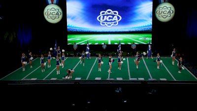 Bartram Trail High School [2021 Large Game Day Div I Semis] 2021 UCA National High School Cheerleading Championship