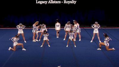 Legacy Allstars - Royalty [2021 L2 Junior - Small Wild Card] 2021 The D2 Summit