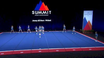 Jersey All Stars - Wicked [2021 L6 Junior - Small Wild Card] 2021 The Summit